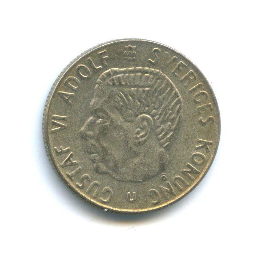 1 крона 1968 года Ag (Швеция)