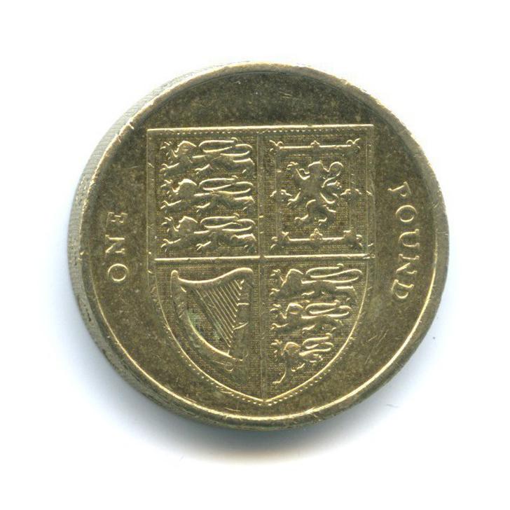 1 фунт 2010 года (Великобритания)