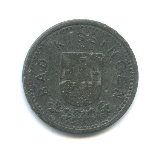 5 пфеннигов, Бад-Киссинген (нотгельд) 1918 года (Германия)