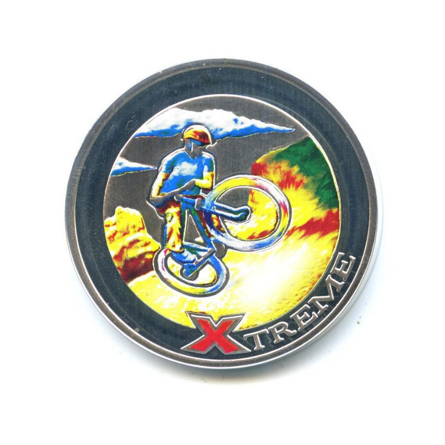 10 динеров - Экстремальные виды спорта, Андорра 2007 года