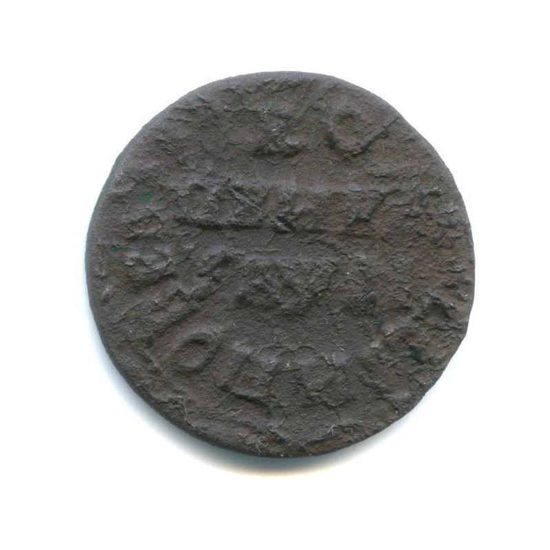 1 копейка, Петр I Великий 1711 года (Российская Империя)