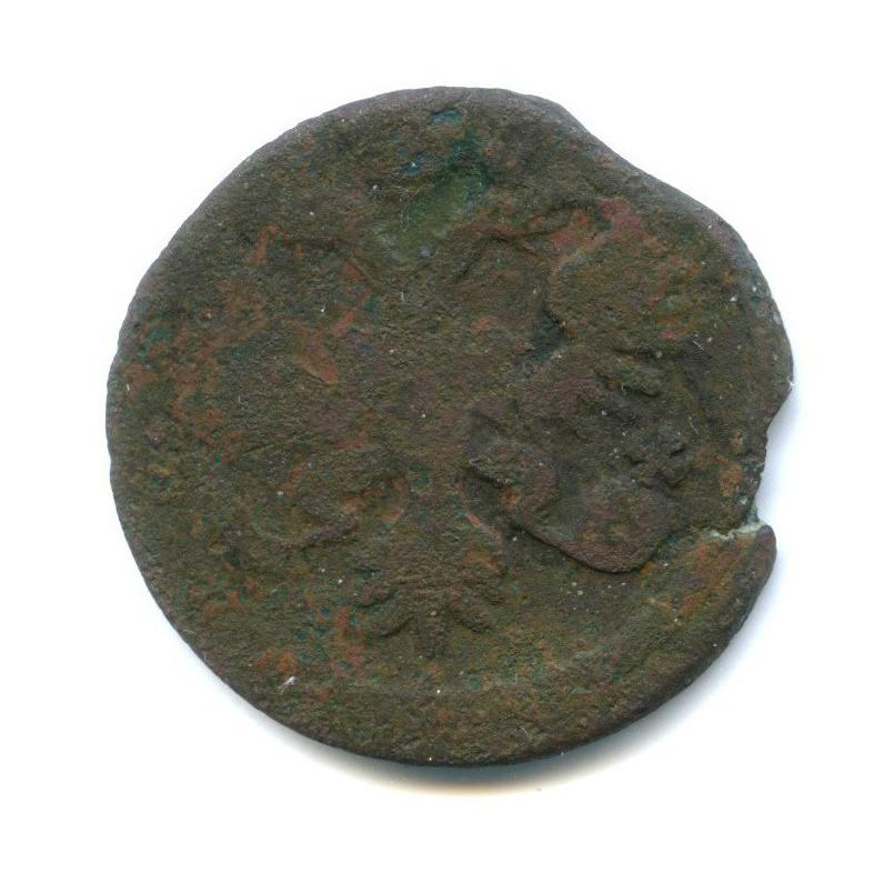 Денга (1/2 копейки) 1734 года (Российская Империя)
