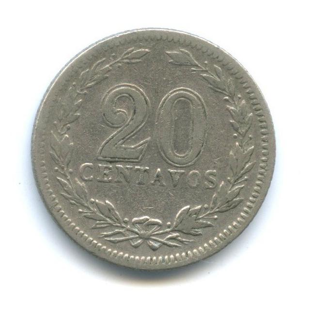 20 сентаво 1938 года (Аргентина)