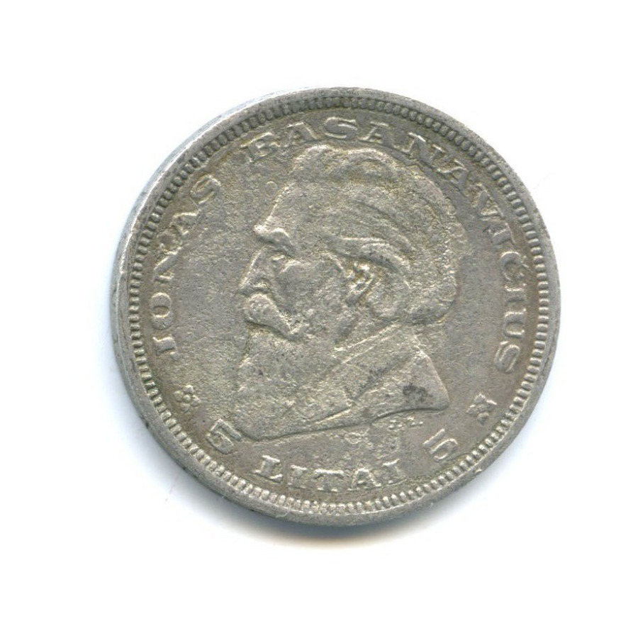5 латов 1936 года (Латвия)