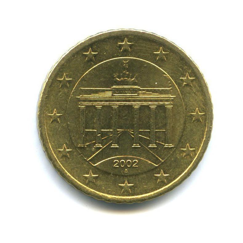 50 центов 2002 года A (Германия)