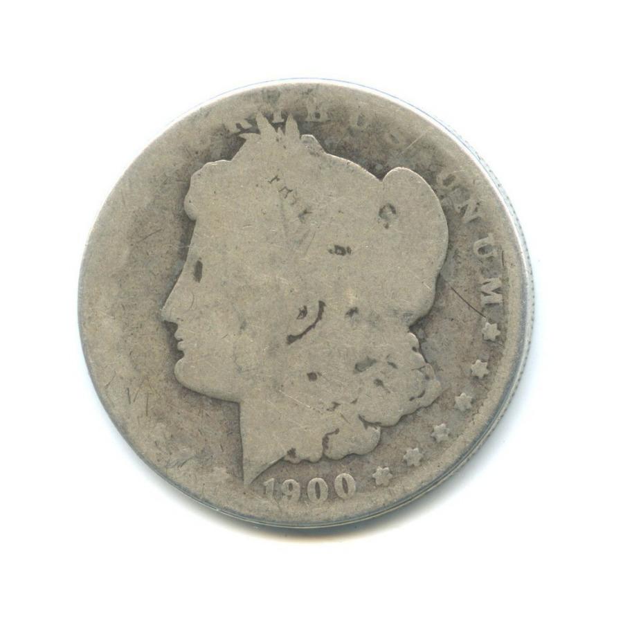 1 доллар 1900 года (США)