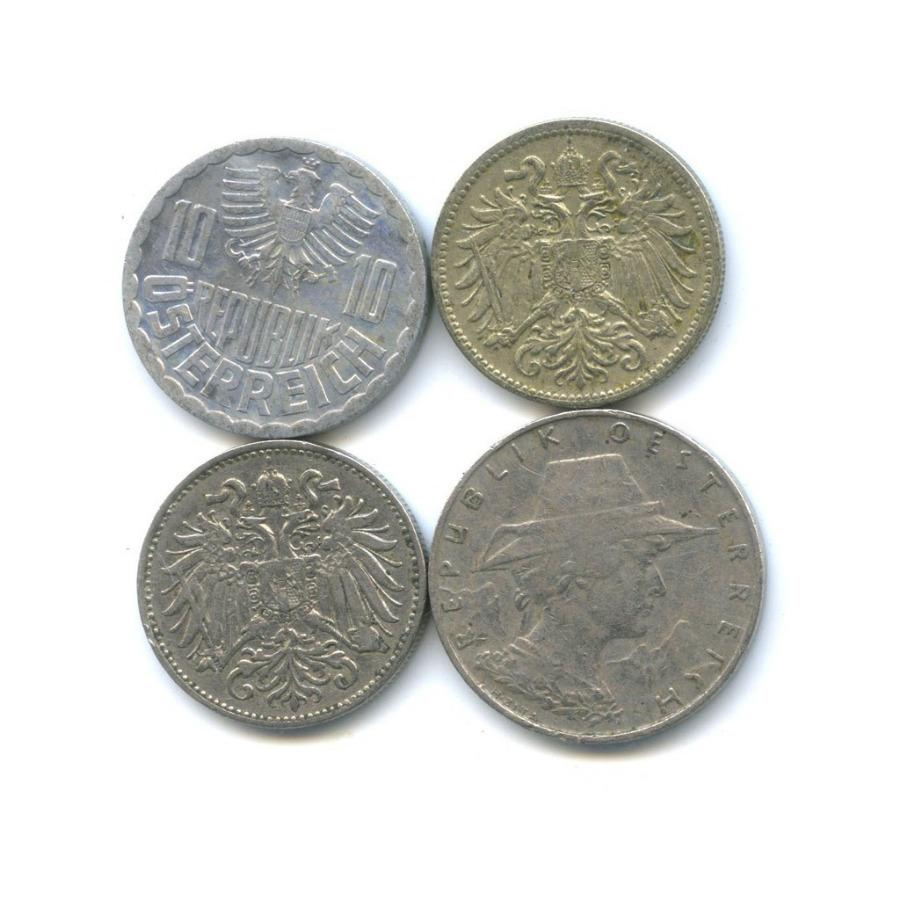 Набор монет (Австрия)