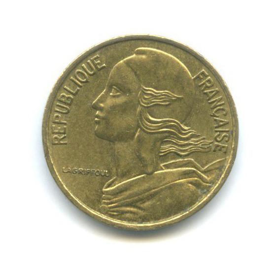 5 сантимов 1970 года (Франция)