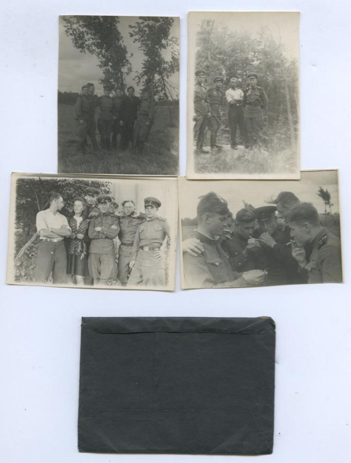 Набор фотографий (вконверте) (СССР)
