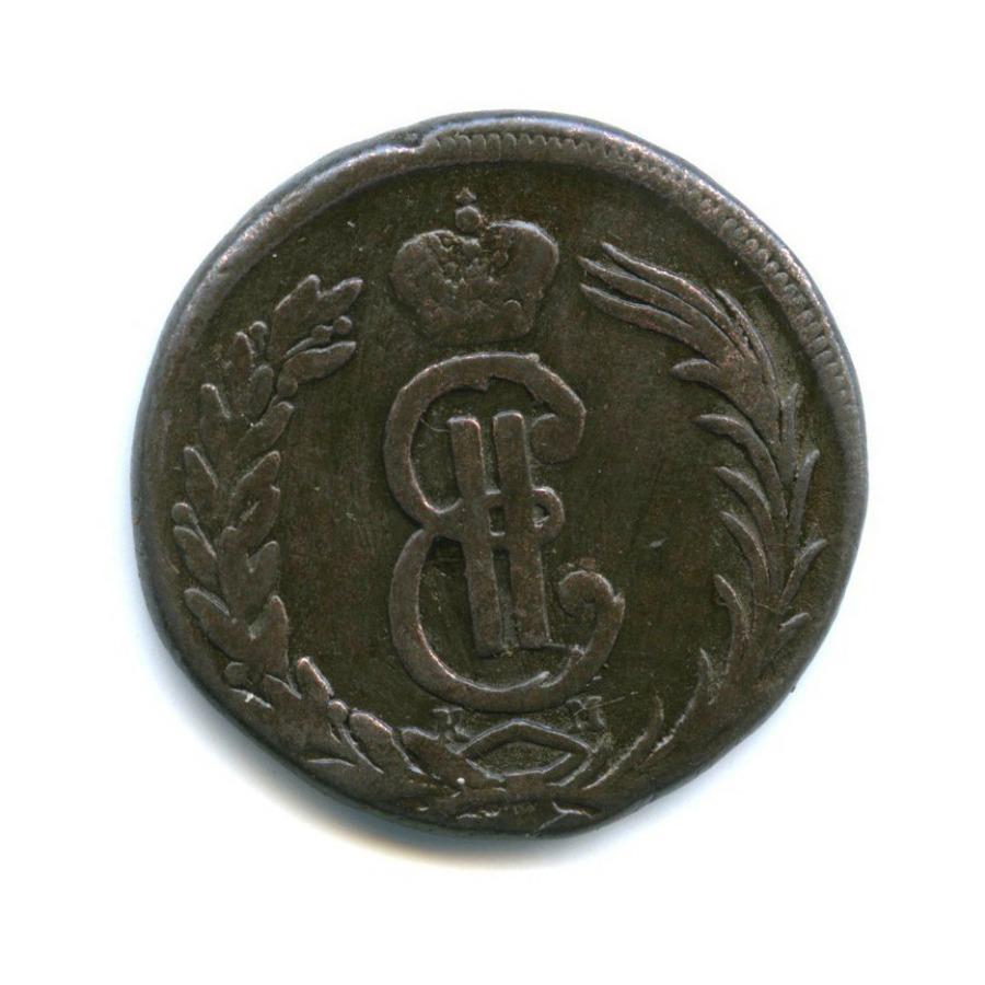 2 копейки 1772 года КМ (Российская Империя)