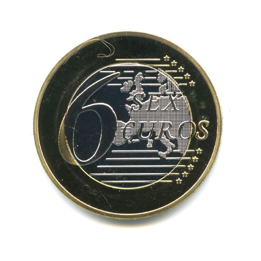 Жетон «Sex Euros - Поза 19»