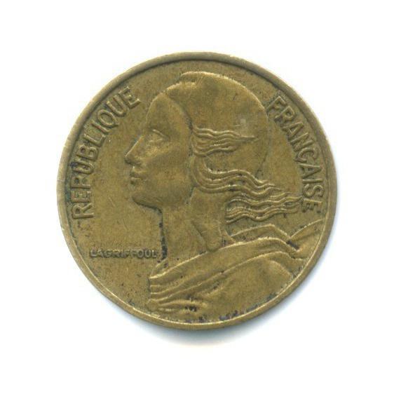 5 сантимов 1969 года (Франция)