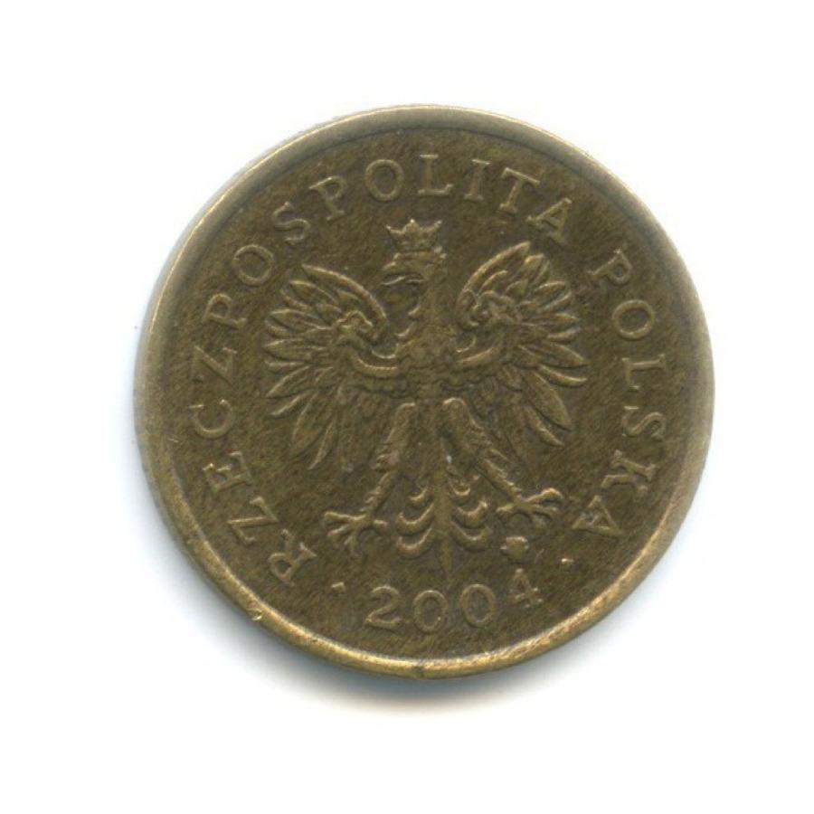 5 грошей 2004 года (Польша)