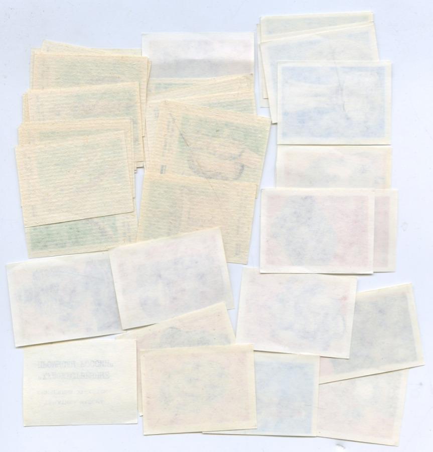 Набор спичечных этикеток (39 шт.) (СССР)