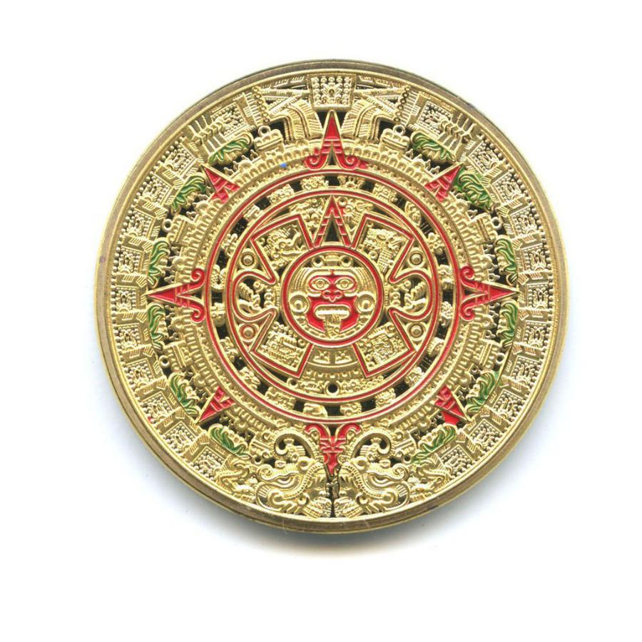 Жетон «Aztec Gold»