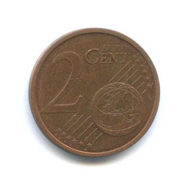 2 цента 2011 года D (Германия)
