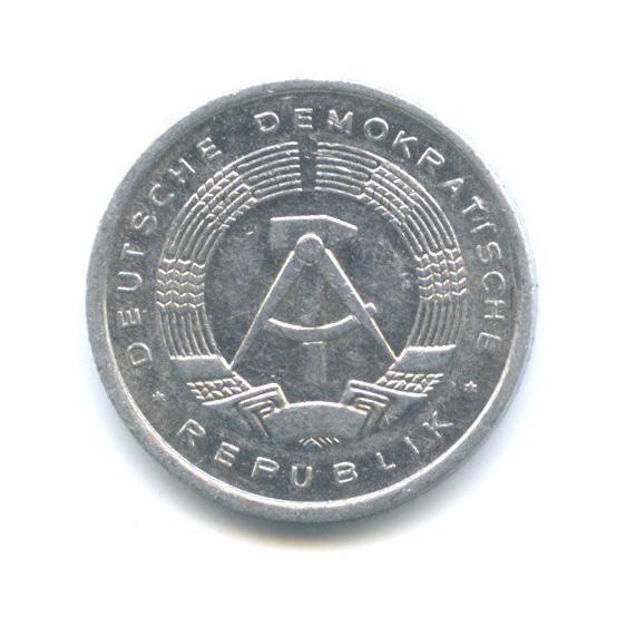 1 пфенниг 1979 года (Германия (ГДР))