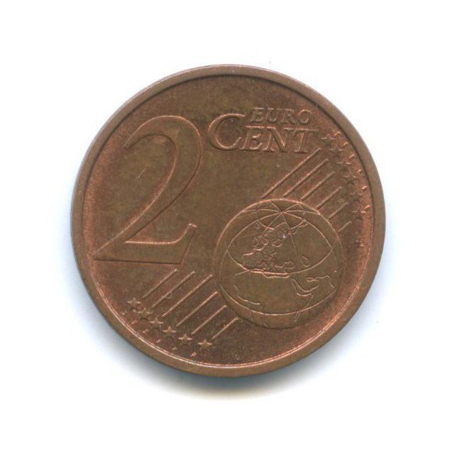 2 цента 2012 года J (Германия)