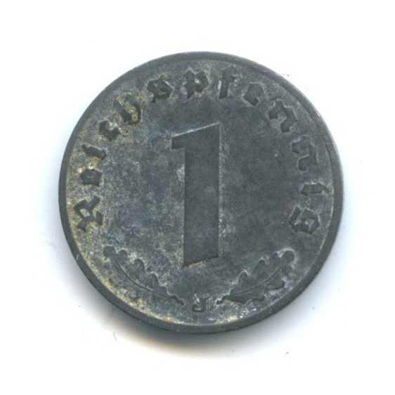 1 рейхспфенниг 1942 года J (Германия (Третий рейх))