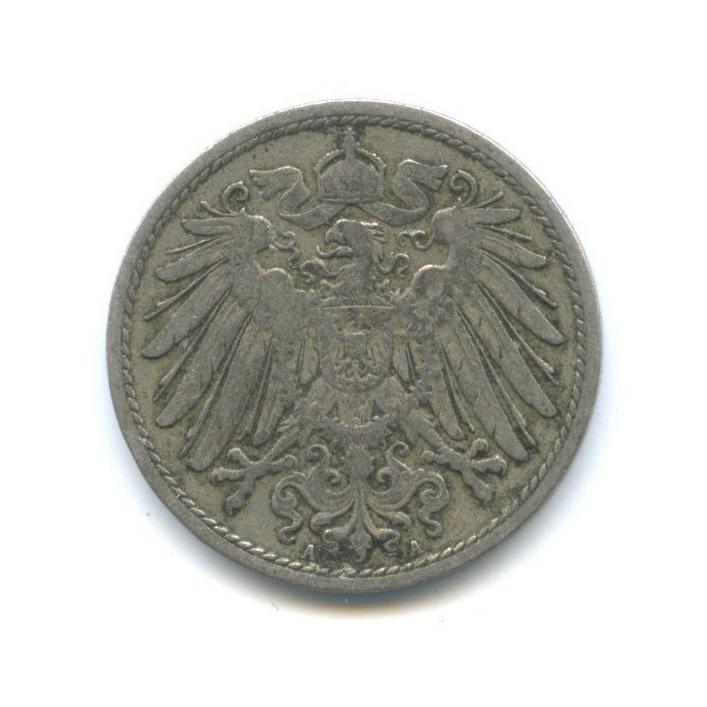 10 пфеннигов 1900 года А (Германия)