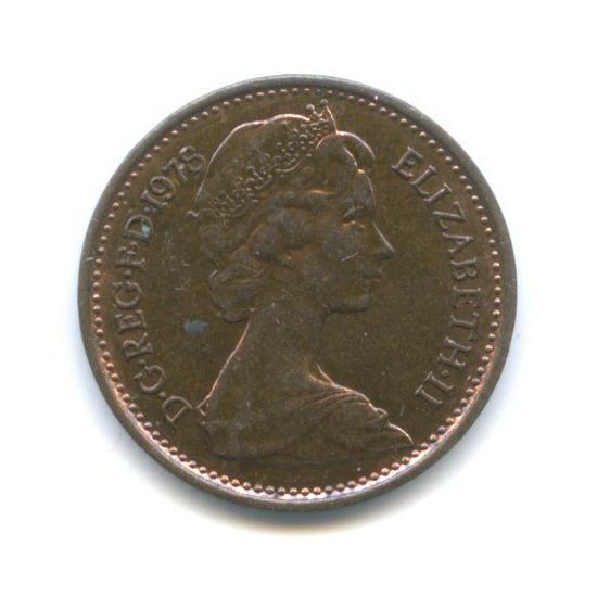½ нового пенни 1978 года (Великобритания)