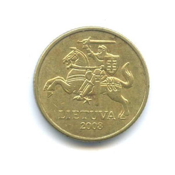 10 центов 2008 года (Литва)