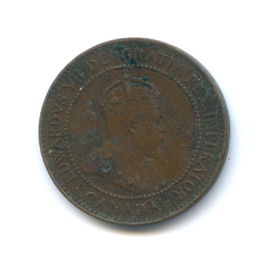 1 цент 1906 года (Канада)