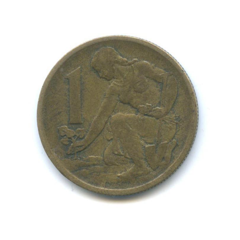1 крона 1970 года (Чехословакия)