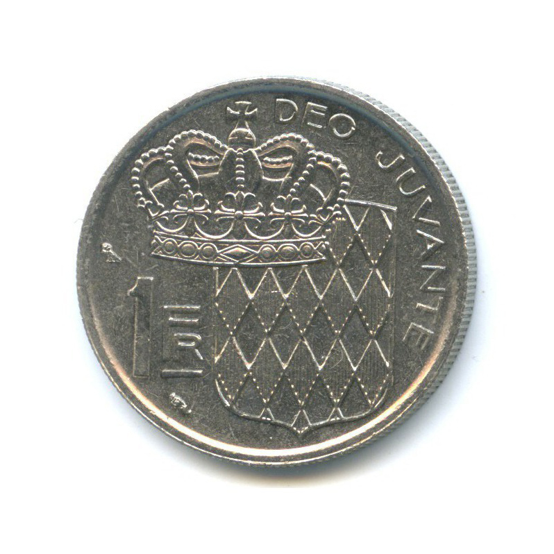 1 франк 1968 года (Монако)