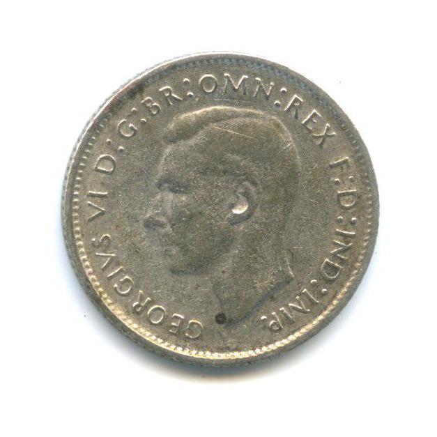 6 пенсов 1948 года (Австралия)