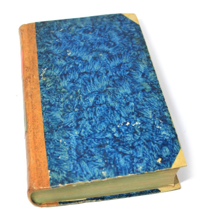Книга «Медицина», Париж, 624 стр. 1789 года (Франция)