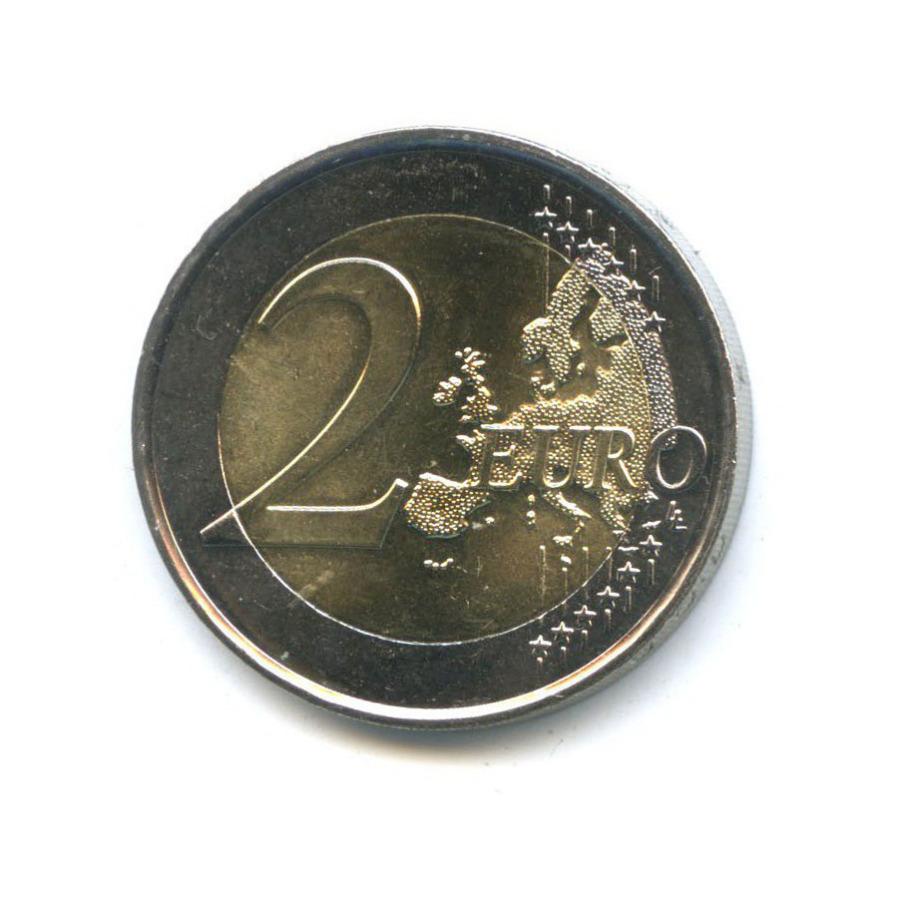 2 евро — Коронация Короля Виллема-Александра 2013 года (Нидерланды)