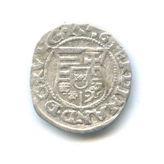 Денар - Фердинанд 1556 года (Венгрия)