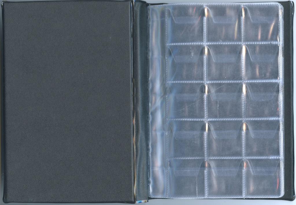 Альбом для монет (150 ячеек) (Россия)