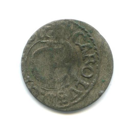 1 солид, Рига под властью Швеции 1663 года