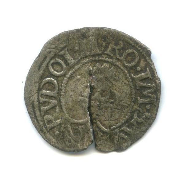 Монета средневековая, Рудольф II 1584(?)
