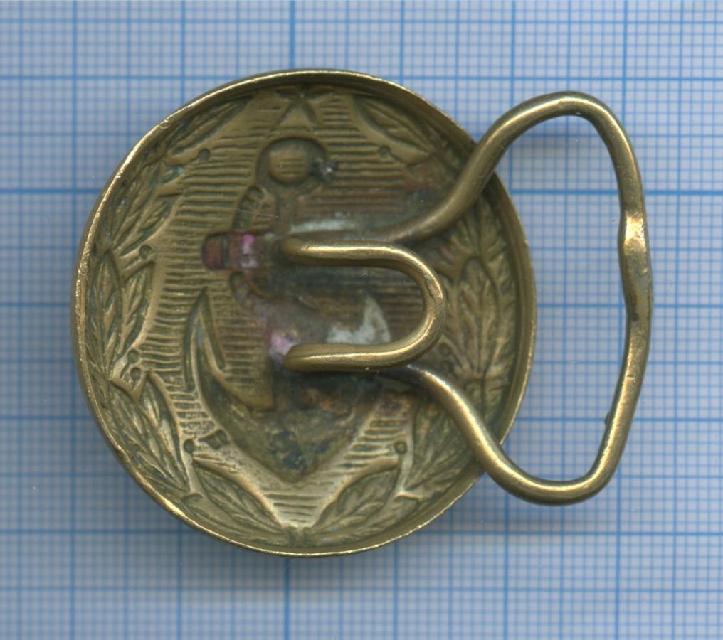 Пряжка ременная (СССР)