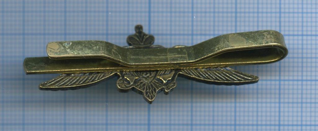 Зажим для галстука МВД (Россия)