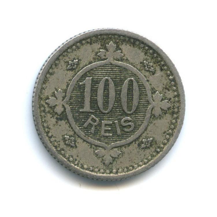 100 рейс 1900 года (Португалия)