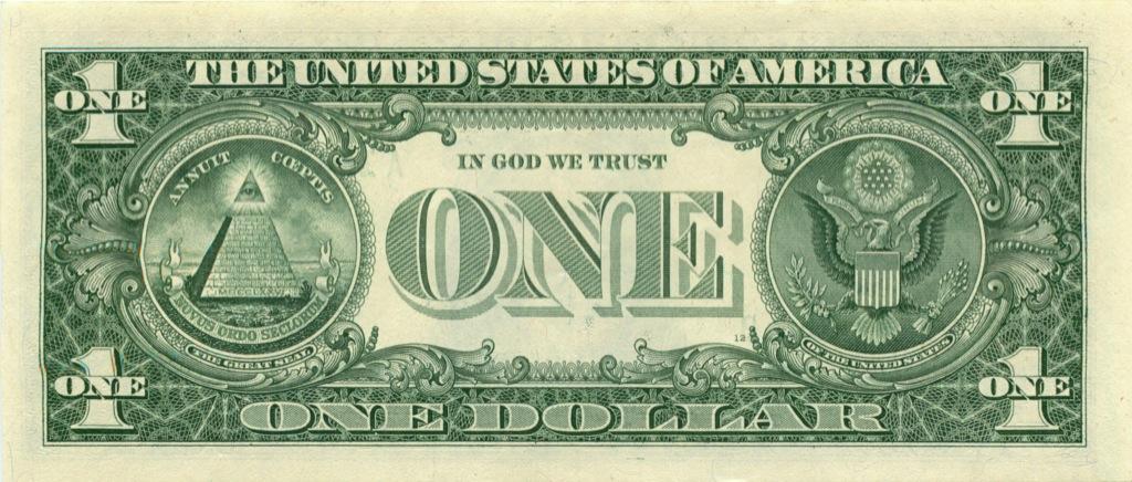 1 доллар 2009 года (США)