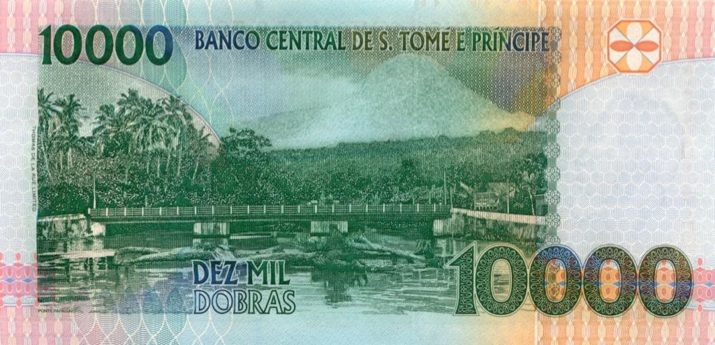 10000 добр (Сан-Томе иПринсипи) 2004 года