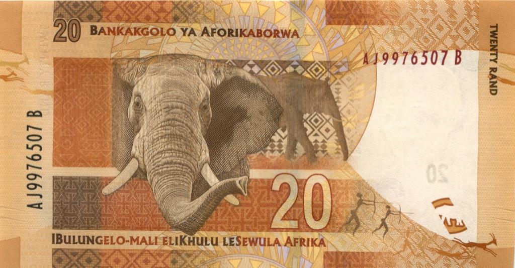 20 рандов 2012 года (ЮАР)
