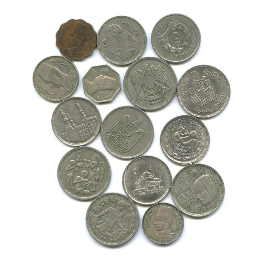 Набор монет (Египет)