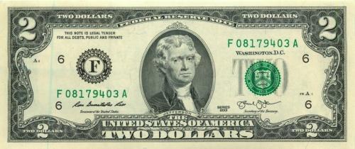 2 доллара 2013 года (США)
