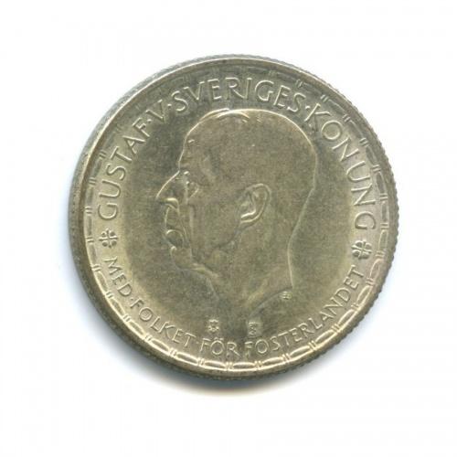 2 кроны 1945 года TS (Швеция)