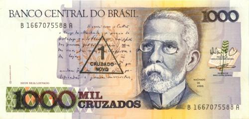 1000 крузадо (Бразилия)