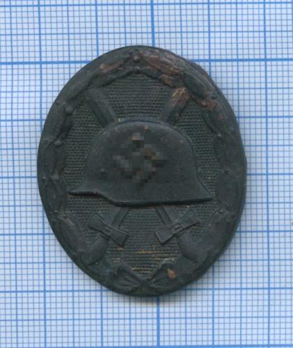 Знак «Заранение» (без застежки) (Германия (Третий рейх))