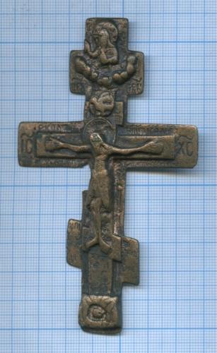 Крест поповский нательный