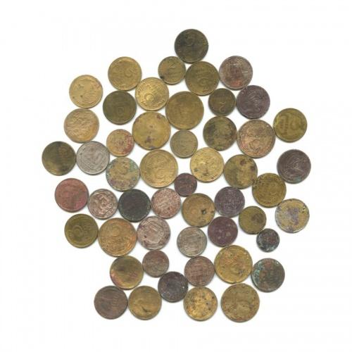 Набор монет СССР (50 шт.) (СССР)
