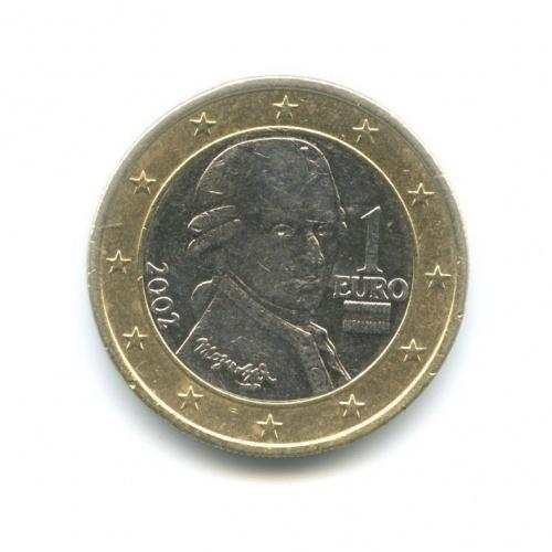 1 евро 2002 года (Австрия)